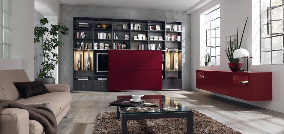 Moderne stil stuer - interiør inspirasjon