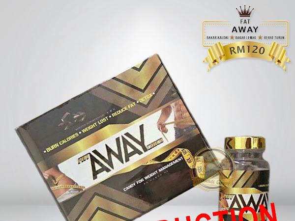 Fat Away Choco Tiada Lagi Di Pasaran. DMS 360 HQ Sudah Berhentikan Pengeluaran Fat Away Choco DMS