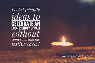 Pocket friendly ideas to celebrate an eco-friendly Diwali without compromising the festive cheer!