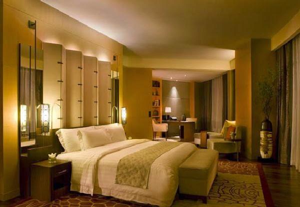 Desain Kamar Hotel Berbintang Raja Disain Interior