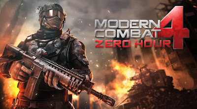 Download Game Android Gratis Modern Combat 4: Zero Hour apk + obb