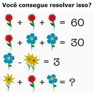 [Viral] Alguém consegue resolver esse desafio matemático?