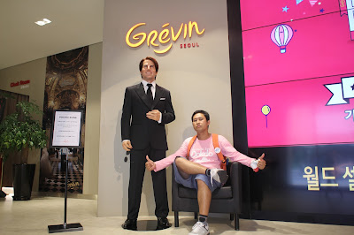 Meet and Greet the World's Famous Personalities at Grévin Museum (서울 그레뱅 뮤지엄)