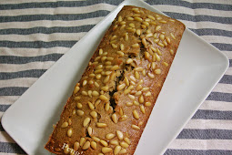 Walnut & Pine Nuts Cake