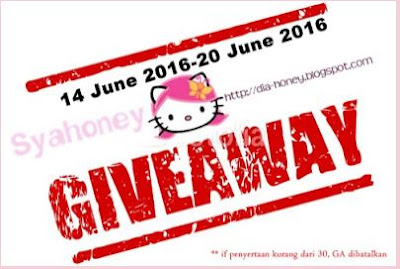Syahoney Kitty Shoppe Giveaway