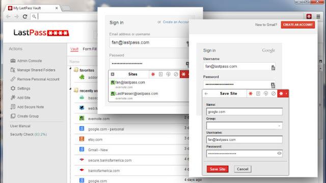 برنامج, LastPass, لادارة, كلمات, المرور, احدث, اصدار