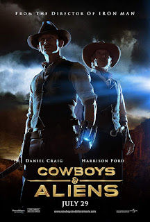 Cowboys & Aliens (2011) Hindi Dual Audio BluRay | 720p | 480p