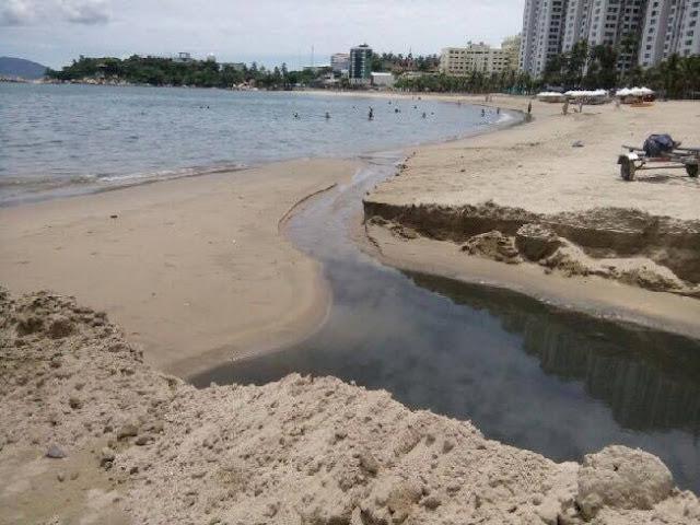 Ô nhiễm môi trường ở vịnh Nha Trang