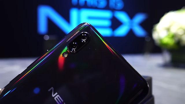 سعر و مواصفات vivo NEX S و فيفو NEX A