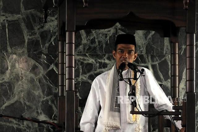Ustaz Abdul Somad: Nabi tak Ajarkan Caci Maki