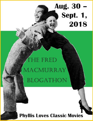 Fred MacMurray Blogathon