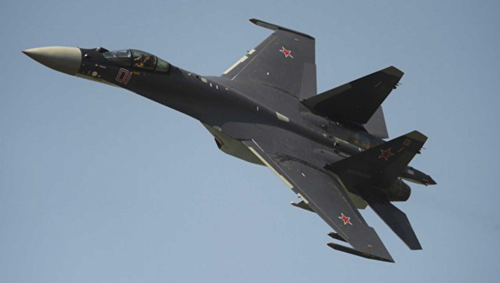 Media Barat memprediksi pertumbuhan popularitas Su-35