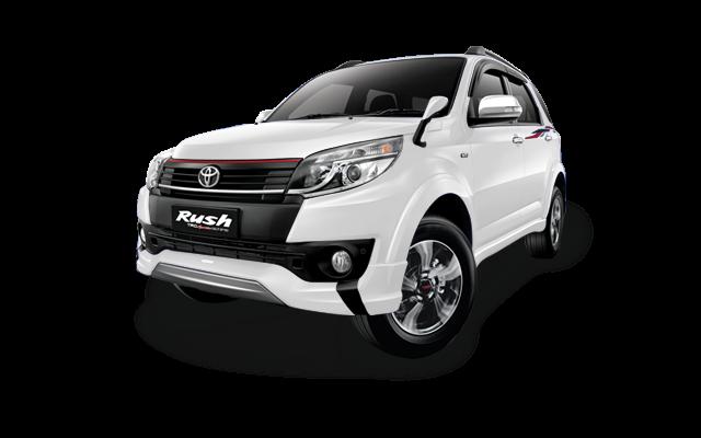 New Agya Trd Sportivo 1.2 M/t Harga Toyota Rush 2016 Di Wilayah Jakarta | ...