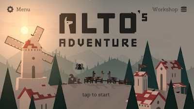 Review Alto's Adventure