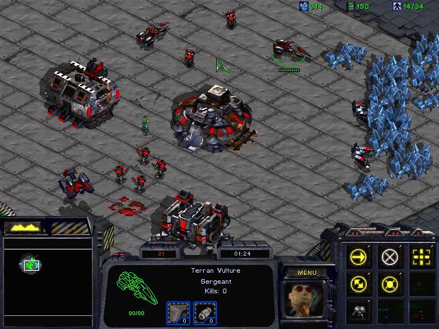 Starcraft Mission