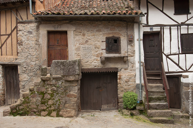Miranda Castañar turismo rural Salamanca