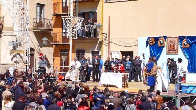 Festa di San Giuseppe a Siculiana