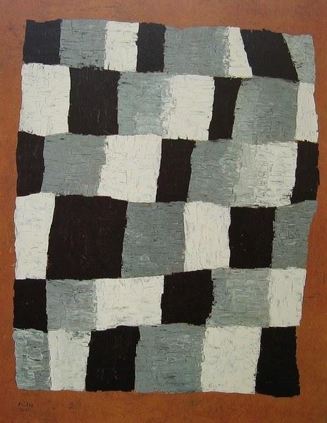 Paul Klee - Rítmico - 1930