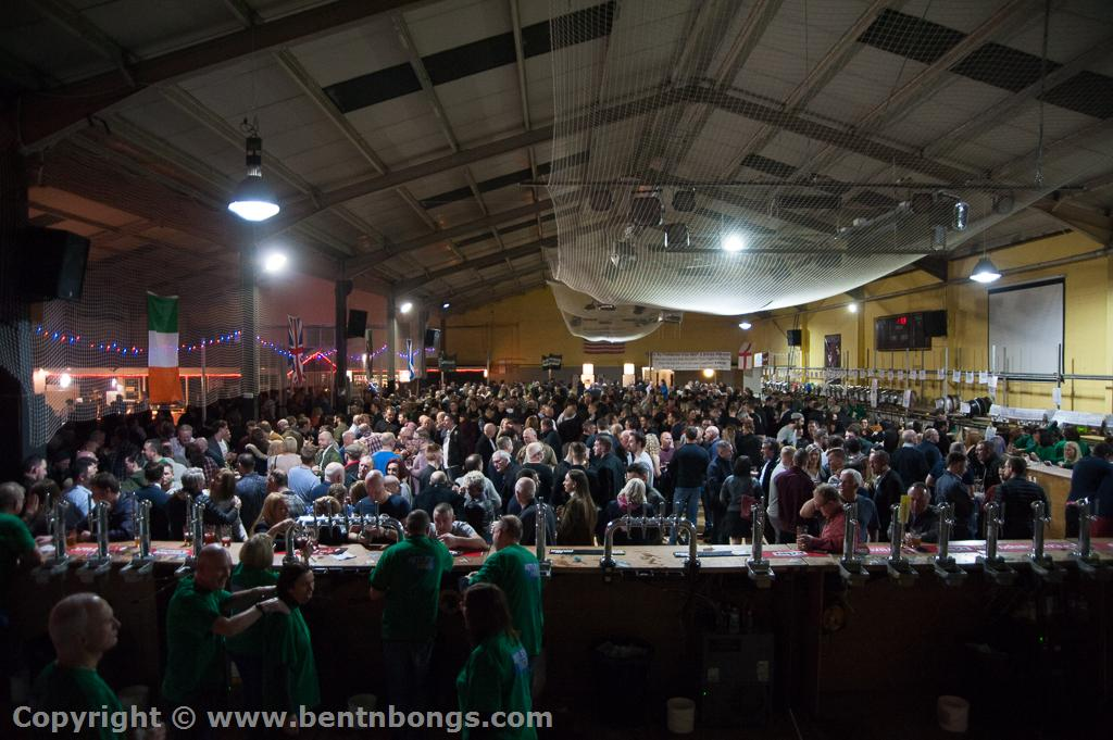 BENT AND BONGS BEER BASH 2018