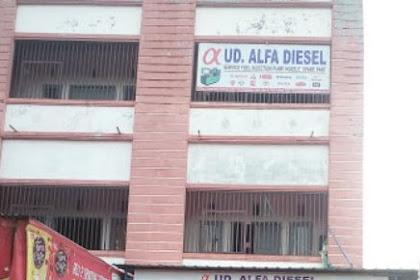 Lowongan UD. Alfa Diesel Pekanbaru Oktober 2018