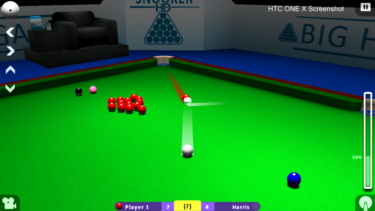 snooker pc