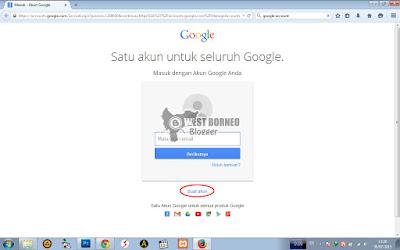 Cara Membuat Google Account