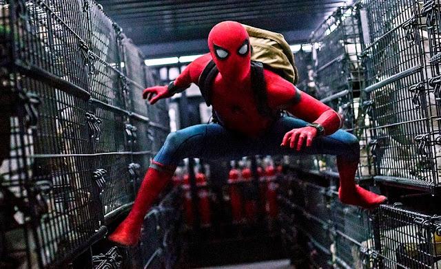 """فيلم """"Spider-Man: Far From Home"""" شركة مارفيل"""