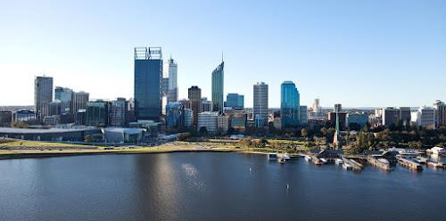 cidade de Perth - Austrália