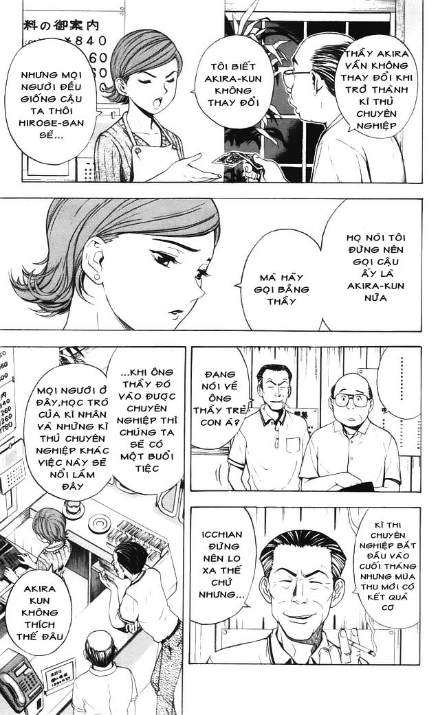 Hikaru No Go hikaru no go chap 29 trang 7