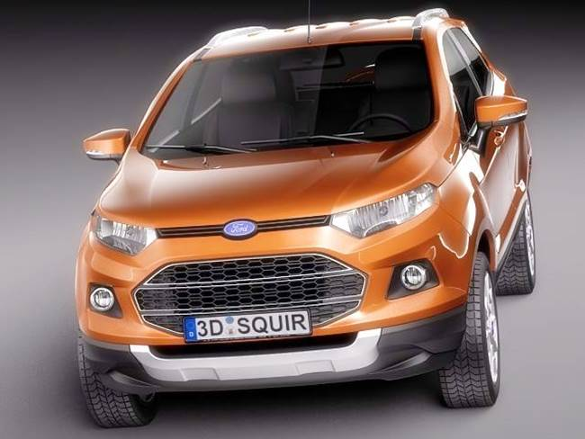 2018 Ford Ecosport Review Philippines