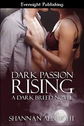 Dark Passion Rising: A Dark Breed Novel Book 1