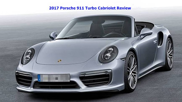 2017 Porsche 911 Turbo Cabriolet Review