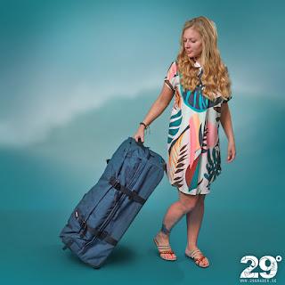 Jakten på ny resväska
