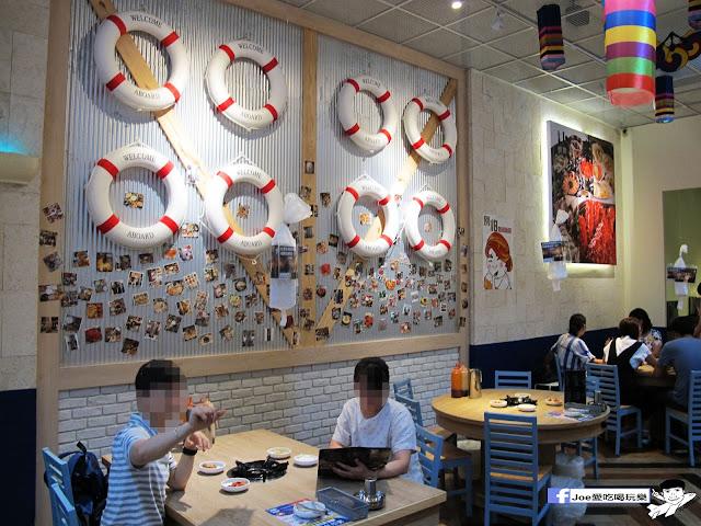 IMG 0842 - 【台中美食】 ||釜山珍妮佛 || 要吃九層海鮮塔,不用到韓國拉,也不用到釜山珍妮佛創始店人擠人,因為文心路上就有一間啦!!!
