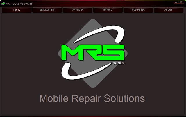 MRS tool new version