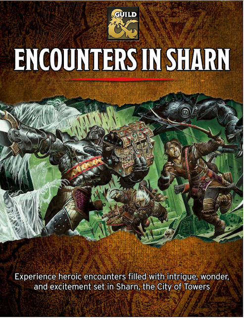 Dungeons And Dragons Encounters
