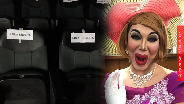 Was Paolo Ballesteros not invited to attend premiere night of Aldub movie?