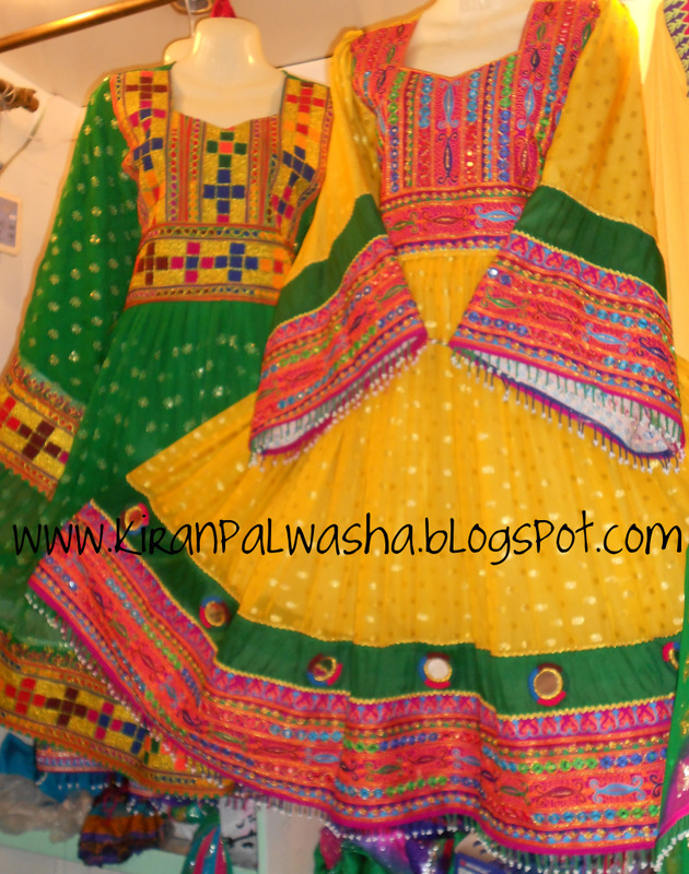 58a89d20a Fancy and traditional Pashtoon Afghani frocks !!!