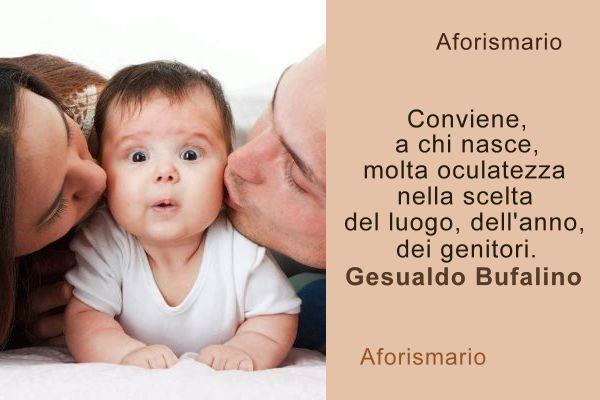 Popolare Aforismario®: Nascere - Le più belle frasi sulla Nascita NH98