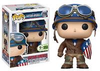 Pop! Marvel: WWII Captain America.