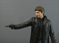 modellini personalizzati somiglianti persone vere uomo impermeabile orme magiche