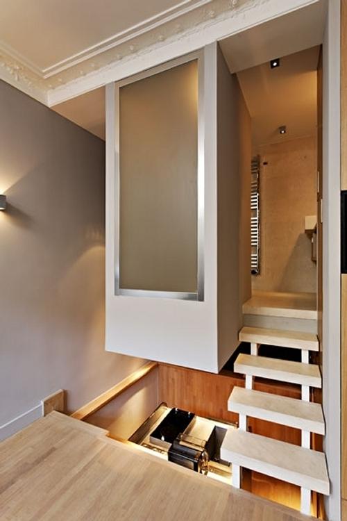 03-Jérôme-Vinçon-Architecture-in-Paris-Home-25m-Doorman-s-Room-and-Cellar-www-designstack-co