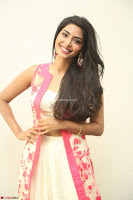 Aishwarya Lekshmi looks stunning in sleeveless deep neck gown with transparent Ethnic jacket ~  Exclusive Celebrities Galleries 117.JPG