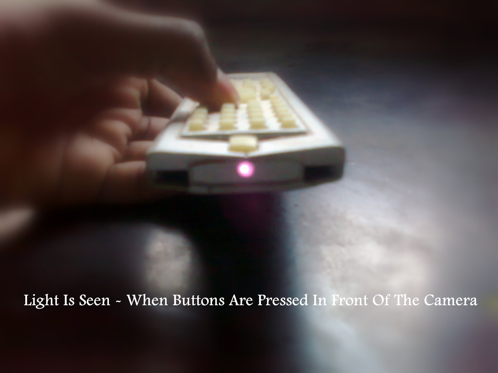 How To Check Your Remote Control Using Your Mobile's Camera