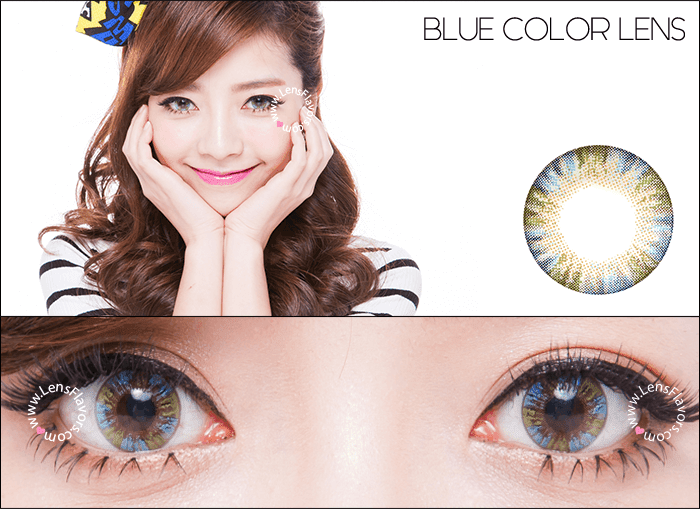 vassen rainbow eyes light greenish circle lenses