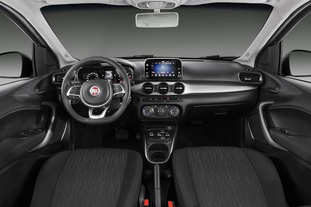 Fiat Argo Drive 1.3 GSR Automatizada