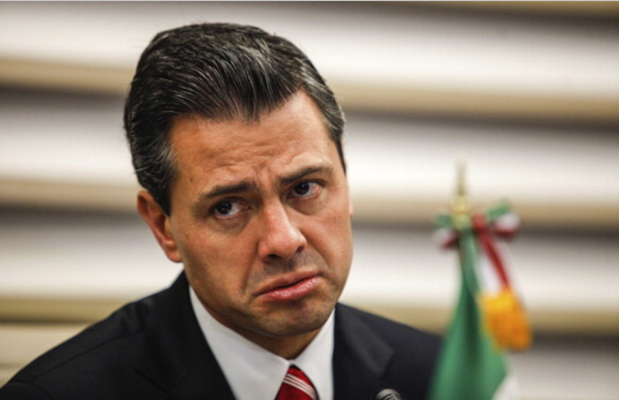 """LOS """"FUGADOS"""", DONDE se ESCONDERA PEÑA NIETO"""