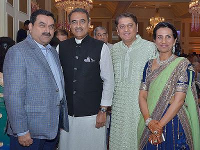 gautam-Adani-Praful-Patel-at-chanda-kochhar-daughter-sangeet