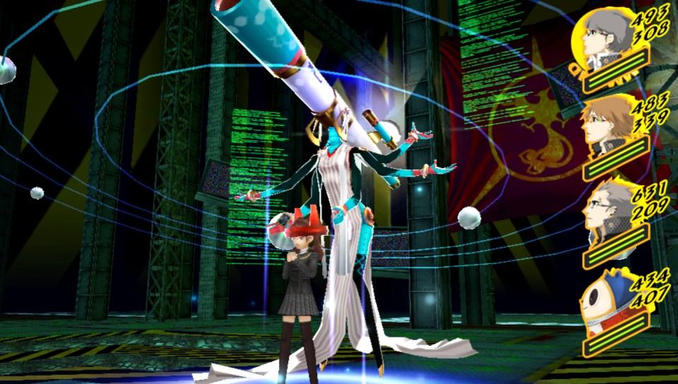 Review: Persona 4 Golden (Vita) - Digitally Downloaded