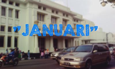 Agenda Bandung Januari 2016